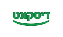 לוגו של בנק דיסקונט למשכנתאות